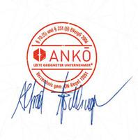 Zertifizierungssiegel ANKÖ
