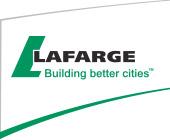 Logo der Firma Lafarge