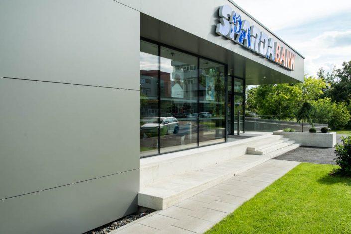 Betonstiegen Technologiepark Villach Sparda Bank
